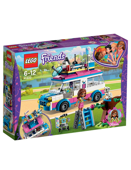 Lego Friends Olivias Mission Vehicle 41333 68507