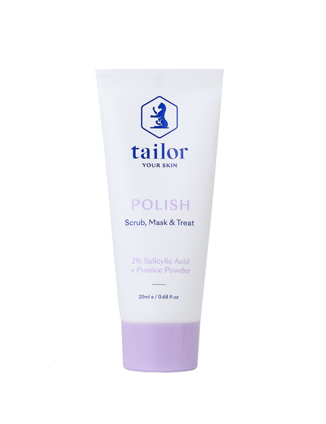 Tailor Skincare Polish, Every Other Day Scrub + Mask, 60ml product photo