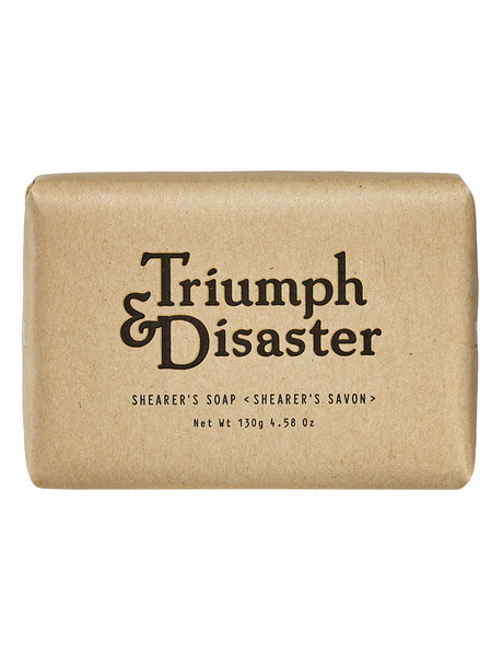 Triumph and Disaster Shearer's Soap, 130g product photo