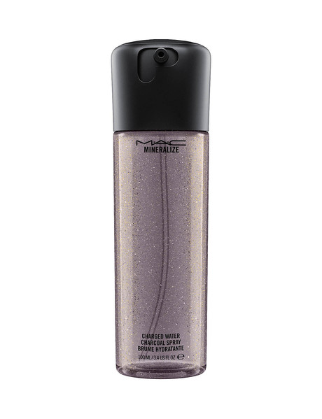 MAC Mineralize Charged Water Charcoal Spray, 100ml product photo