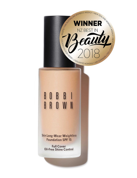 Bobbi Brown Skin Long-Wear Weightless Foundation SPF15 product photo