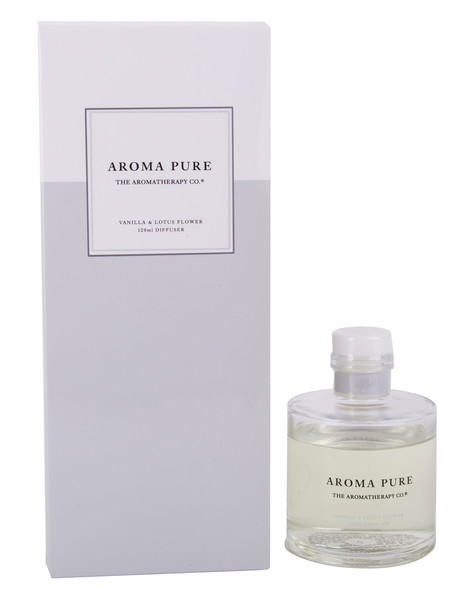 The Aromatherapy Co Aroma Pure Vanilla And Lotus Flower Diffuser