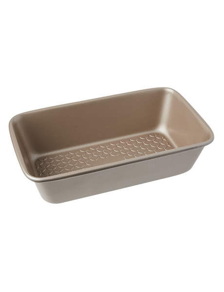 Cinemon Imprint Loaf Pan, 25 x 15cm, Champagne product photo