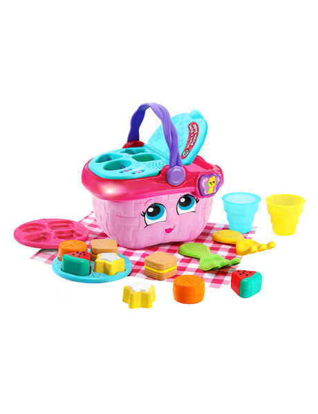 Leap Frog Shapes & Share Picnic Basket product photo