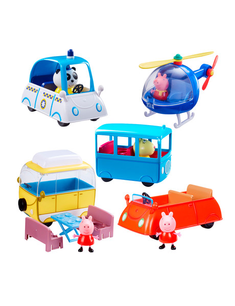 Peppa Pig Vehicles - Assorted product photo