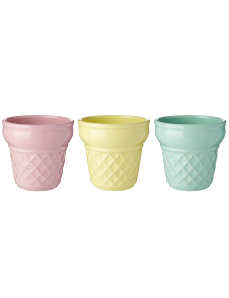 Haven Kitchen Sweet Treats Ice Cream Cups, Set-of-3 product photo