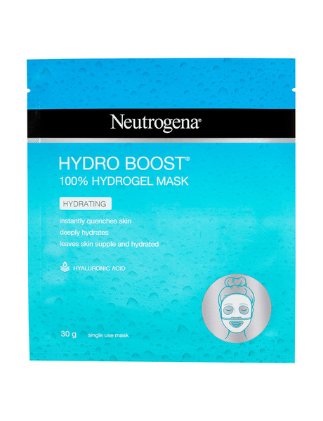 Neutrogena Hydro Boost hydrating Hydrogel Mask, 30g product photo