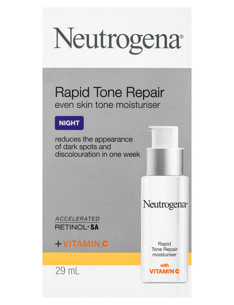 Neutrogena Rapid Repair Moisturiser Night, 29ml product photo