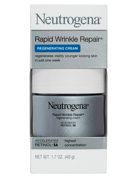 Neutrogena Rapid Wrinkle Repair Regenerating Cream 48g product photo