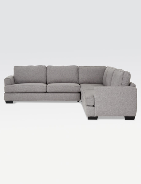 LUCA Max Corner Sofa, Grey product photo