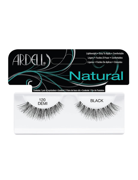 Ardell Elegant Eyes Natural Demi Lash 120 Black product photo