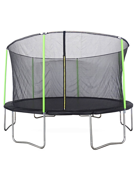 Plum Play 14 Foot Trampoline With Springsafe Enclosure