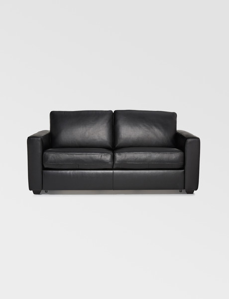 Luca Dalton 2.5 Seater Sofa Bed, Black product photo