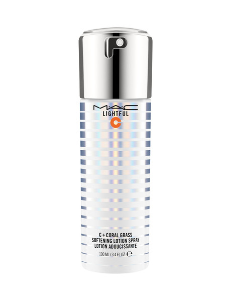 MAC Lightful C + Coral Grass Softening Lotion Spray, 100ml product photo