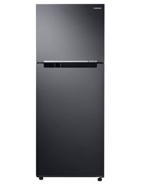 Samsung 400L Fridge Freezer Top Mount, Black, SR397BTC product photo