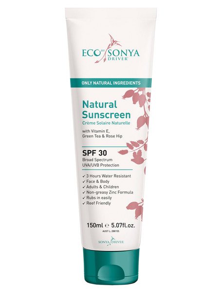 Eco Tan Eco by Sonya Natural Rosehip Sunscreen SPF30, 150ml product photo