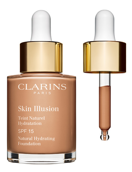 Clarins Skin Illusion Foundation product photo