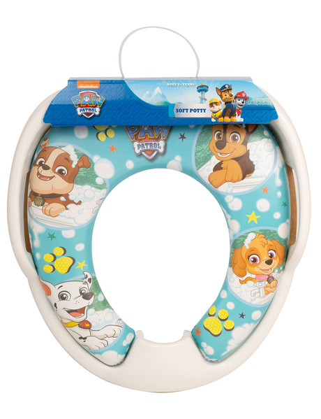 Paw Patrol Bath Time Pups Soft Potty product photo
