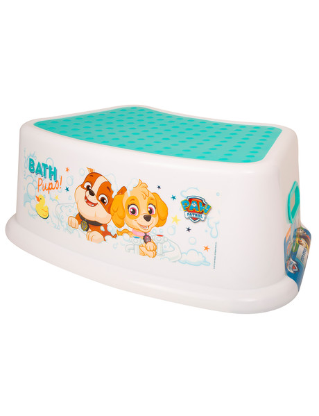 Paw Patrol Bath Time Pups Step Stool product photo