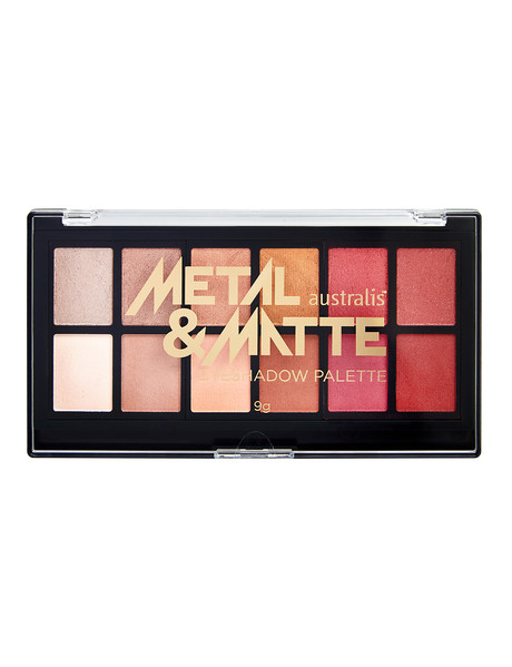 Australis Metallix And Matte Palette product photo