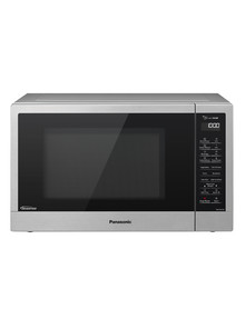 Panasonic 32l The Genius Microwave S Steel Nn St67jsqpq Product Photo