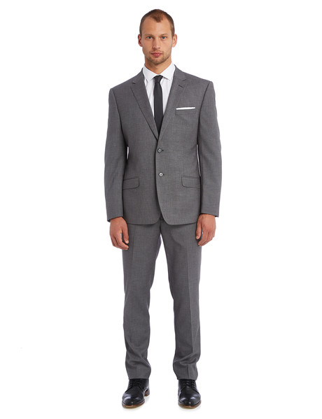 Laidlaw + Leeds Tailored Jacket, Grey product photo