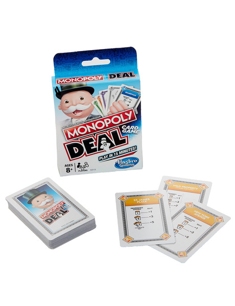 Hasbro Games Monopoly Deal product photo