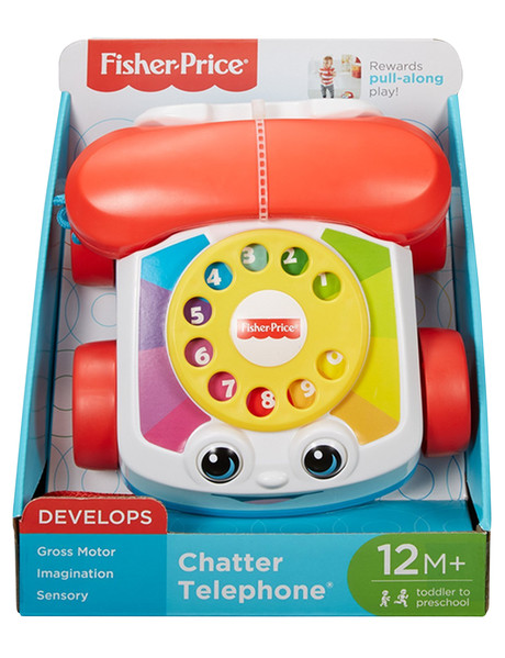 Fisher Price Chatter Phone product photo