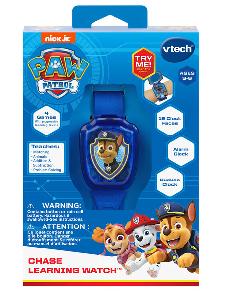 Vtech Paw Patrol Watch Assorted C
