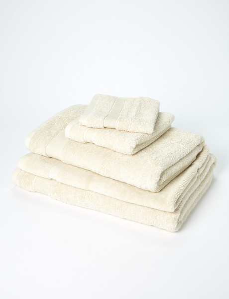 Domani Sorrento Towel Range, Eggshell product photo