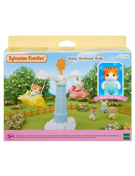 Sylvanian Families Baby Airplane Ride product photo