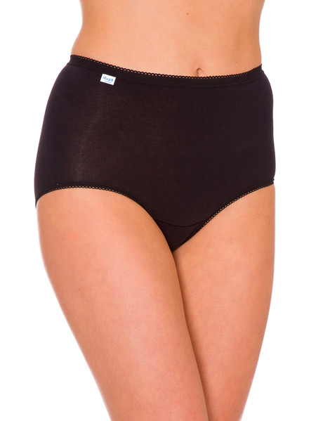 Sloggi Maxi Brief, 2-Pack, Black product photo
