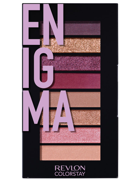 Revlon Colorstay Look Book Palette, Enigmna product photo