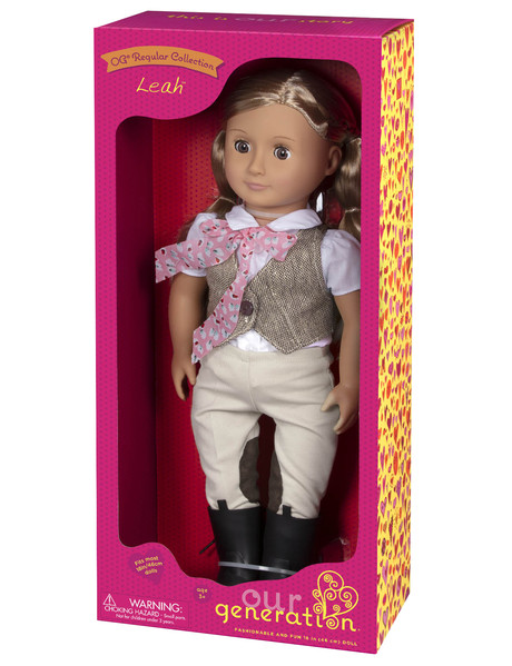 "Tweed Skirt /& Top ~ Clothes for Our Generation//American Girl 18/"" Dolls"