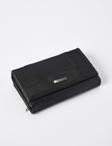 Milano Wave Panel Wallet, Black product photo