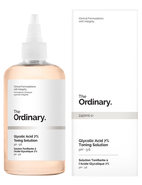 The Ordinary Glycolic Acid 7% Toning Solution, 240ml product photo