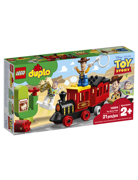 Lego Duplo Toy Story Train, 10894 product photo