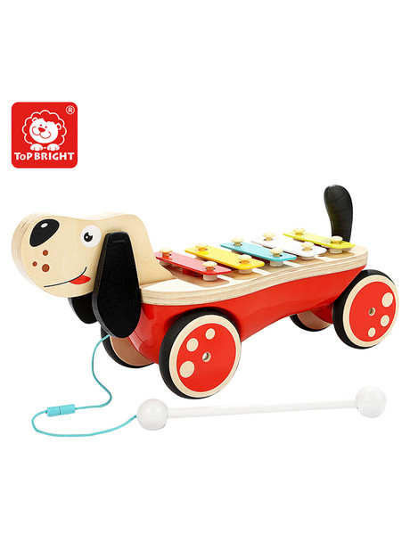 Topbright Puppy Pull & Xylophone Toys product photo