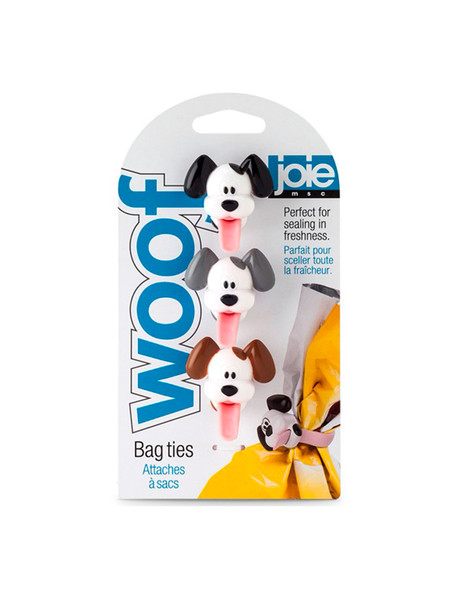 Joie Impulse 3-Piece Dog Bag Ties product photo