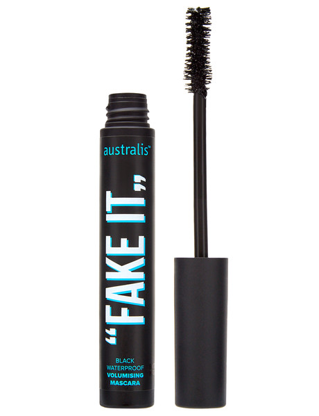 Australis Fake it! Waterproof Mascara Black product photo