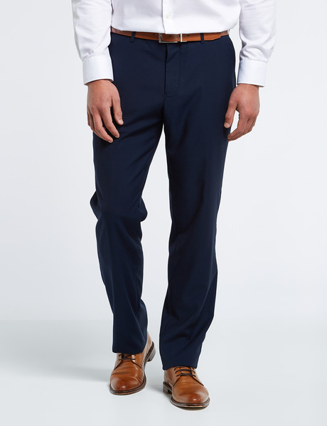 Laidlaw + Leeds Classic Pant, Navy product photo