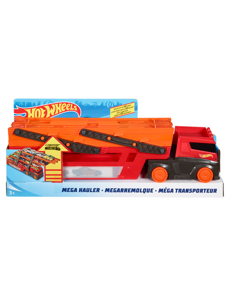 Hotwheels Mega Red Hauler product photo