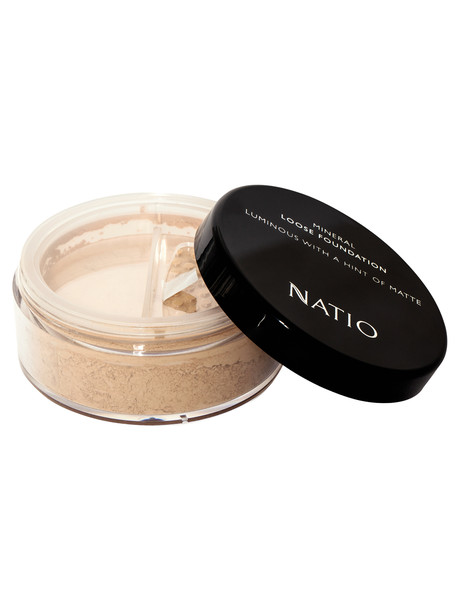Natio Mineral Loose Foundation product photo