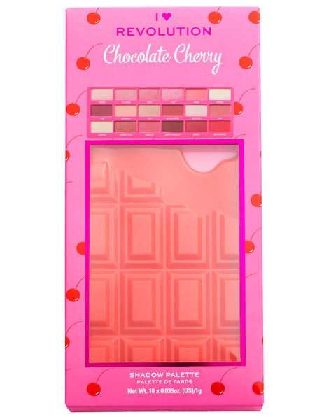 Revolution I Heart P Cherry Chocolate Palette product photo