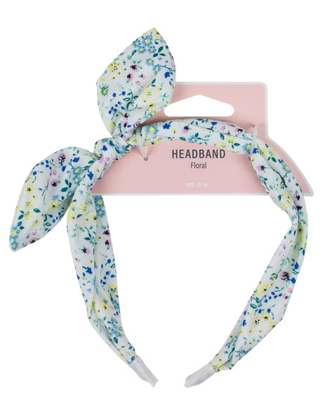 Mae Headband Floral Print product photo