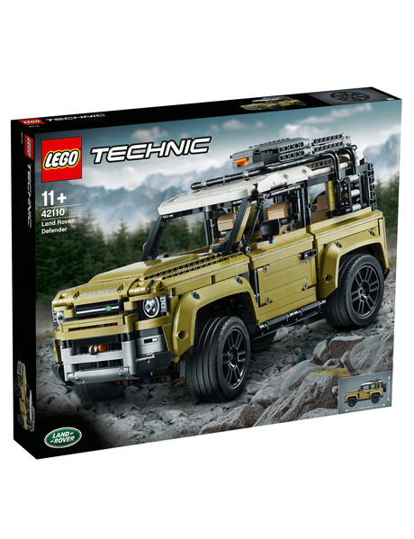 Lego Technic Land Rover Defender, 42110 product photo