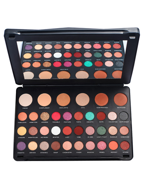 Makeup Revolution Shook Eyeshadow Palette product photo