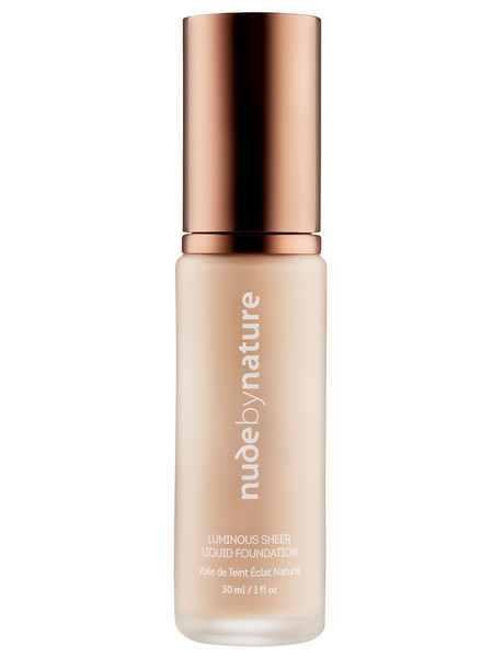 Nude By Nature Luminous Sheer Liquid Foundation product photo