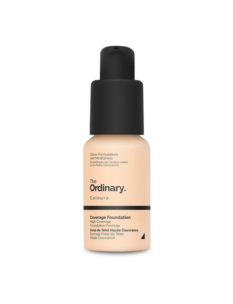 The Ordinary Coverage Foundation, 30ml product photo