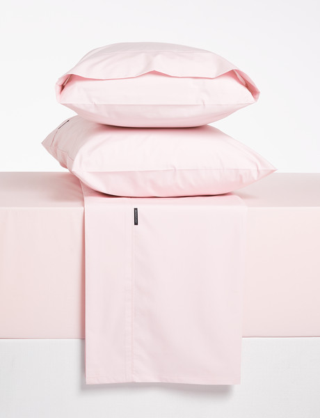 Linen House 375T Cotton Percale Sheet Set, Rose product photo